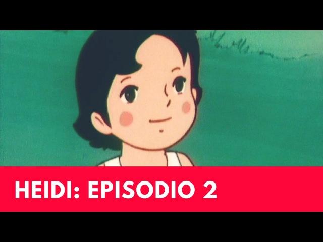 Heidi: Episodio 2- En casa del abuelo