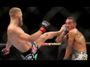 Conor McGregor vs Max Holloway Real MMA