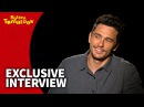 UNCUT The Disaster Artist Interview James Franco Got 99 9% Approval from Tommy Wiseau