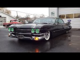 Green Eyes on 1959 Cadillac Series 62 Custom &amp Engine Sound on My Car Story with Lou Costabile