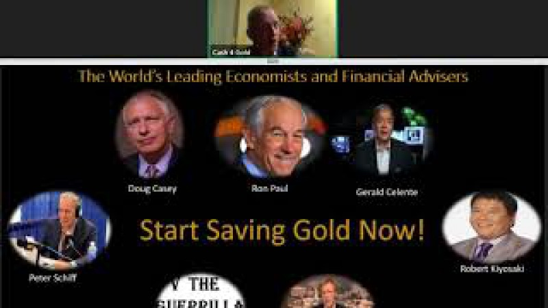 Whats is Money? This Karatbars Overview says Gold in Money