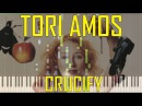 Tori Amos - Crucify Piano Tutorial - Chords - How To Play - Cover