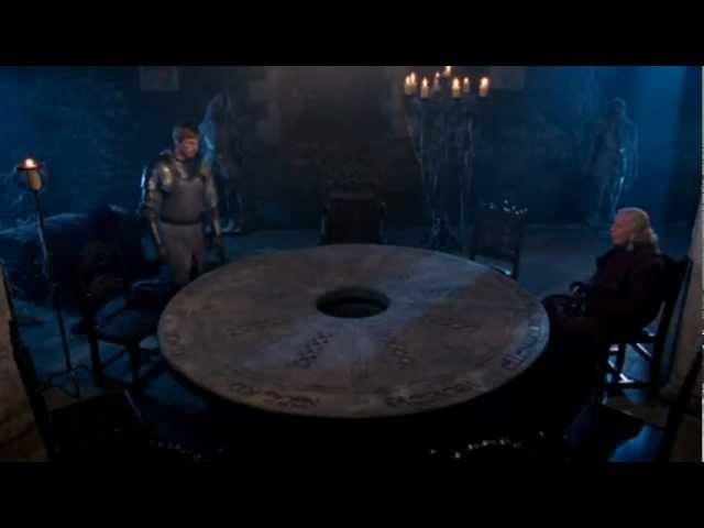 Мерлин Начало легенды круглого стола