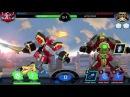 Power Rangers Legacy Wars Megazords Trailer