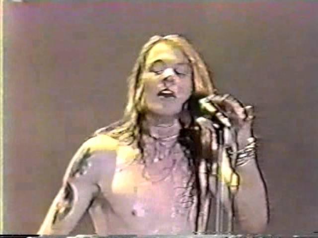Guns N' Roses - Mama Kin (Live At The Ritz 1988 Redone Audio)