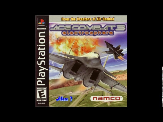 [NostalgiA] [Sony Playstation] ace combat 3 - Full Original Sound