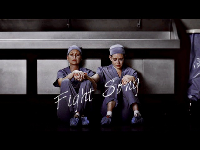 Grey's Anatomy Females | Fight Song