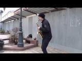 Ваня играет Розовую пантеру в Бресте!