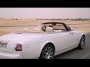 NEW Rolls Royce Phantom Drophead Coupe Тест драйв в программе Разгон