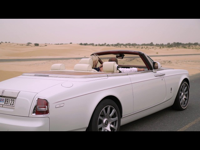 NEW Rolls Royce Phantom Drophead Coupe. Тест-драйв в программе Разгон.