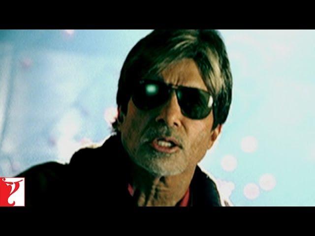 Making Of The Song - B n B | Bunty Aur Babli | Part 3 | Amitabh Bachchan