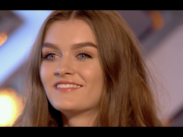 15 Y O Gorgeous Girl Wows Judges With Alicia Keys' Hit Audition 1 The X Factor UK 2017