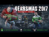 Gears of War 4 Official Trailer - Gearsmas 2017