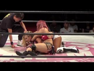5StarGP2017 Io Shirai vs Toni Storm