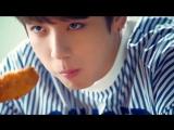 Совет от 정국 (ДжонГук) из BTS, как правильно и вкусно есть корейскую курочку?