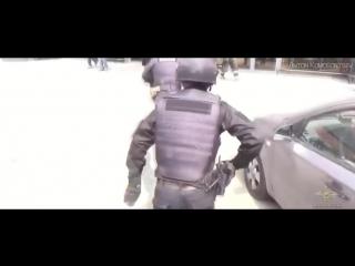 СОБР и ОМОН в действии • Russian Police Special Units in action!!!