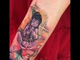 Tattoo by Inessa Polenko