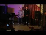 Аркадий Кобяков и Денис Иккерт - Имя твоё (Спб «Юность» 31.05.2013)