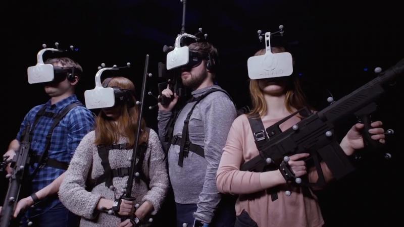 ANVIO VR - Multiplayer Full Body VR