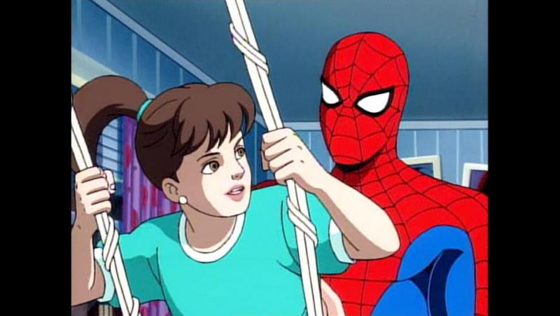 Человек-паук – 3 сезон, 2 серия. Грехи отцов. Часть 2: Загадай желание » Freewka.com - Смотреть онлайн в хорощем качестве