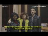 Deolinda Kinzimba - O Que Eu Vi Nos Meus Sonhos (Compositor Rita Redshoes) #FestivalDaCan