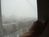 снежище в 23ий день февраля)) Зима, привет тебе, привет!
