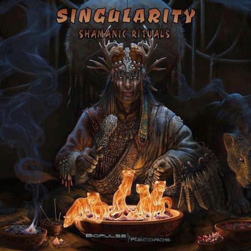 Singularity альбом Shamanic Rituals