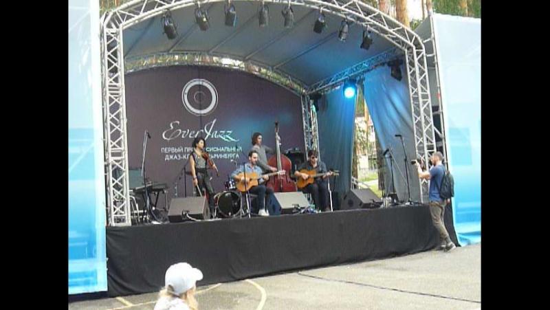 Gonzalo Bergara Quartet (2)