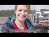 Магдалена Хольцер (Нойнер) для проекта DAK-Gesundheit (ноябрь 2017)