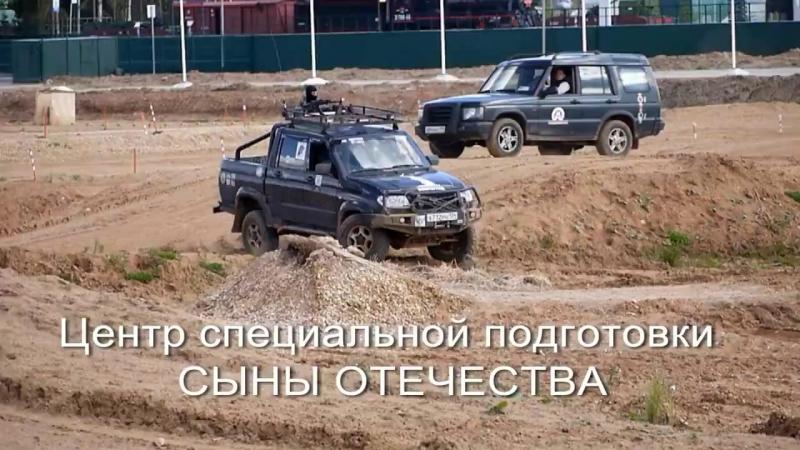 Повреждён автомобиль клуба БРАВЕС 4х4