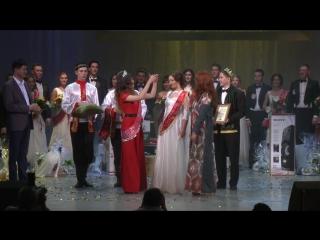 Финал регионального конкурса красоты и таланта