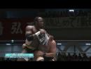 Ryusuke Taguchi ACH vs Yoshinobu Kanemaru El Desperado NJPW Road to Power Struggle 2017 Day 10
