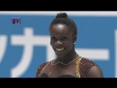 World Team Trophy 2017. Ladies - SP. Mae Berenice MEITE