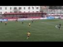 Голевая передача Ишхана Гелояна в матче против «Тюмени»