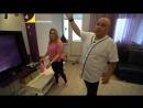 Доминик Джокер и Катя Кокорина в передаче Напросились на канале МУЗ-ТВ