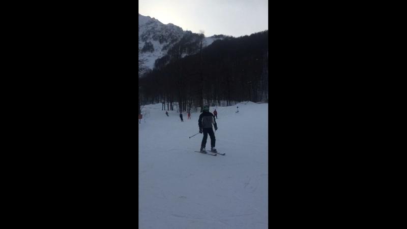 Лыжник фуфлыжник.;)