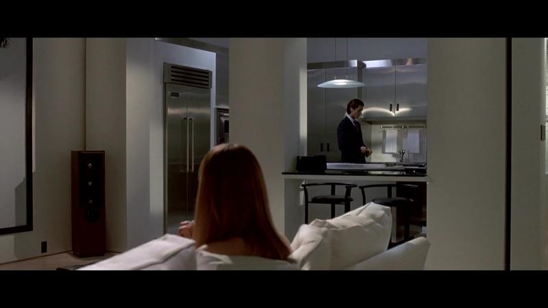 Американский Психопат American Psycho 2000 Свидание с Джин