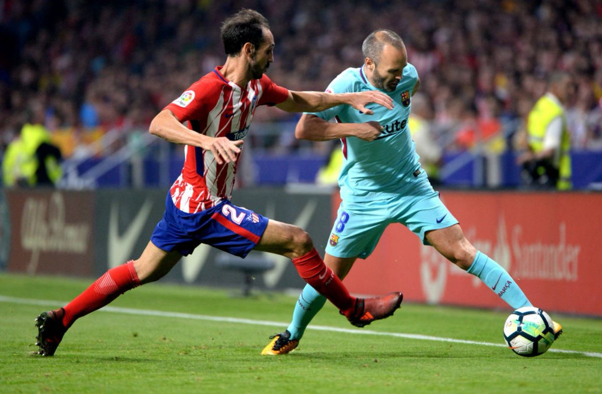 """ATLETICO DE MADRID"" 1-1 ""FC BARCELONA"" ! ! !"
