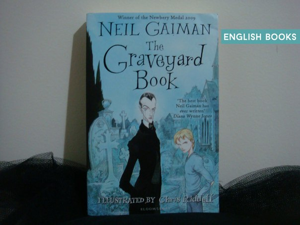 the graveyard book by neil gaiman 2 essay The graveyard book bod is an unusual this chilling tale is neil gaiman's first full-length novel for middle-grade readers since the internationally bestselling.