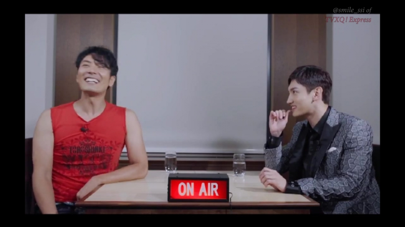 04 10 2017 How to TOHOSHINKI ~CHANGMIN ver~ Part 2