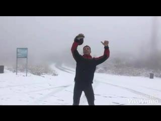 У нашего Атлета @yaroslavbandurkoЗакончились соперники в этом городе и он отправился в горы зарубиться на комплексе с Ети. Уви