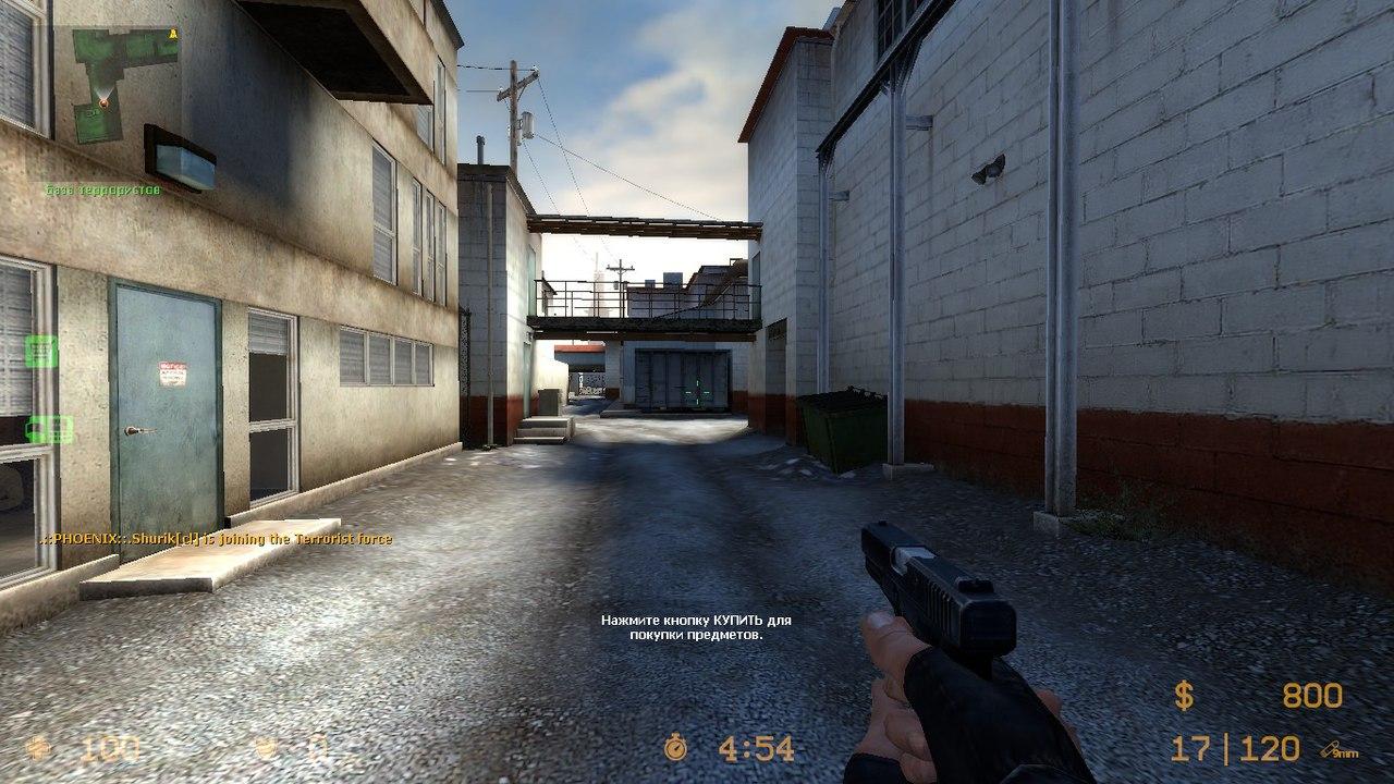 Counter-Strike Source v34 (2009/No-Steam) PC скачать торрент с rutor org
