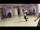 Танец байкеры в школе