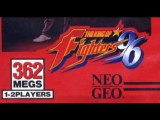 Neo Geo The King of Fighters 96 (pandora box 4)