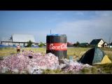 MAMIX/10 000 ЛИТРОВ КОКА-КОЛА МЕНТОС _ 10 000 liters of Coca-Cola Mentos