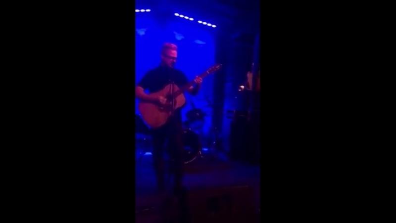 Keith Wallen - Burden In My Hand (Soundgarden cover, live in Knoxville, TN, 14/07/2017)