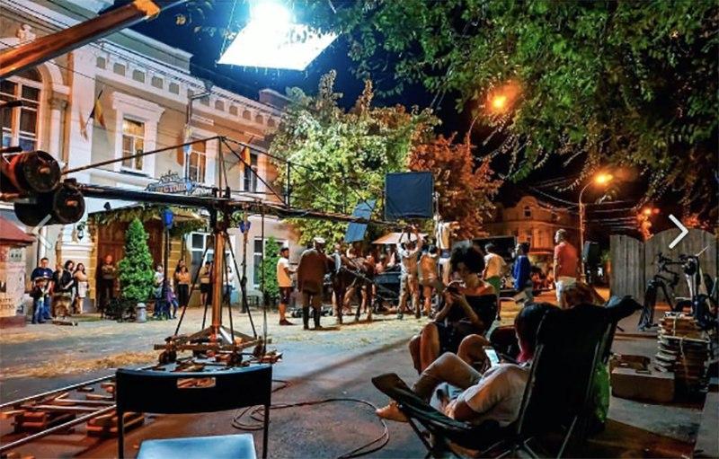 Из-за съемок кинофильма «Смотритель Маяка» в Таганроге в центре города со 2 по 9 октября перекроют движение