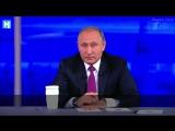 Путин о Столыпине и смертной казни. Прямая линия 2017