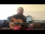 Gary Moore-One Day-(перевод)-cover Garri Pat