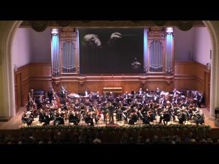 Бис Сибелиус. Valse triste, Вашингтонский национальный симфонический оркестр Дирижер — Кристоф Эшенбах